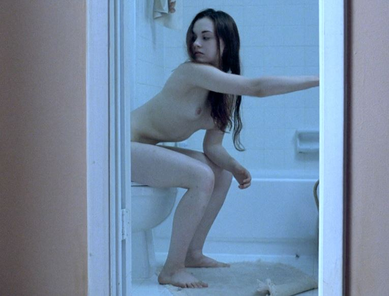 Young actress nude scenes