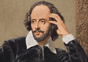 Was shakespeare crazy