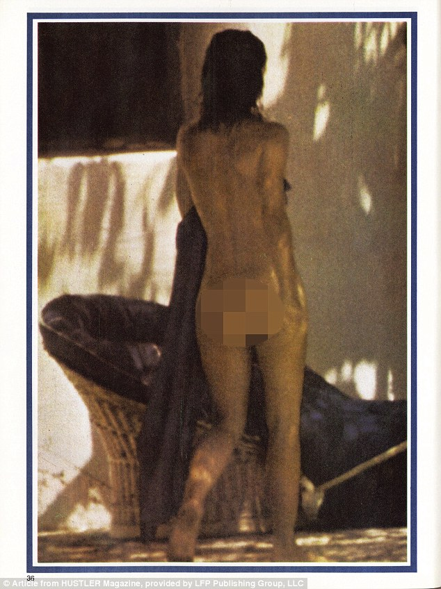 Jackie kennedy nude real