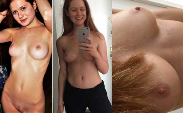 Nude pictures of bonnie wright