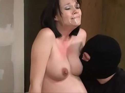 Pregnant tied up videos