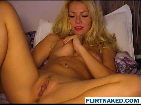 Sexy blonde pussy videos