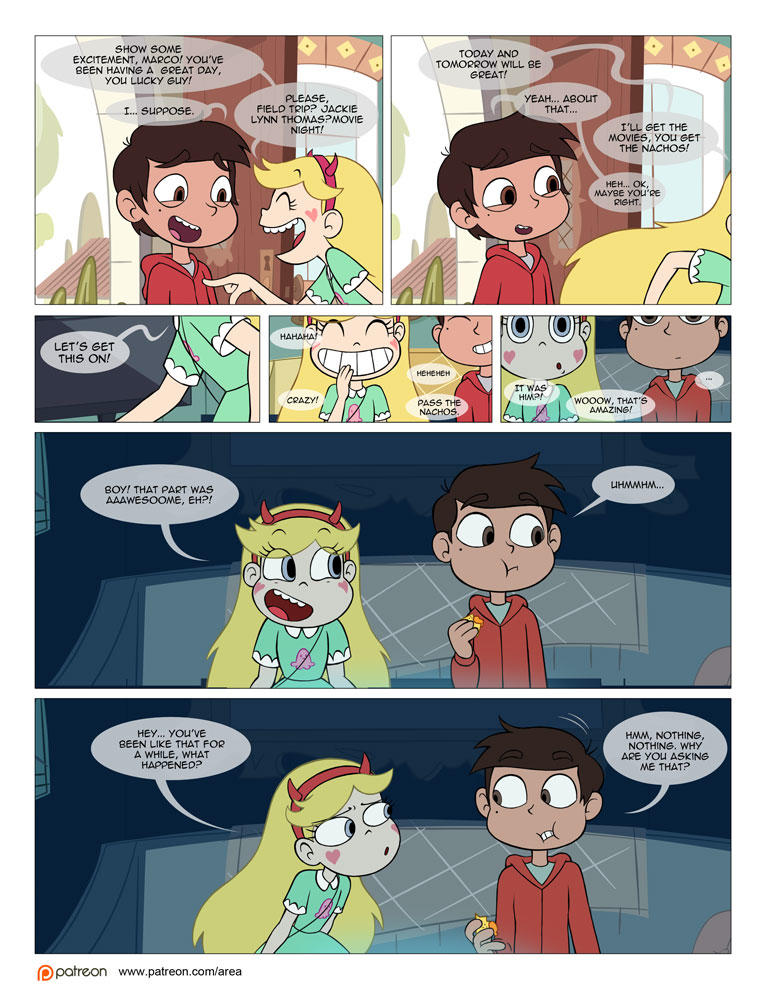 Star vs the forces of evil xcartx