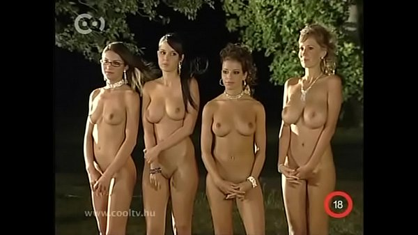 Video miss nude uk contest